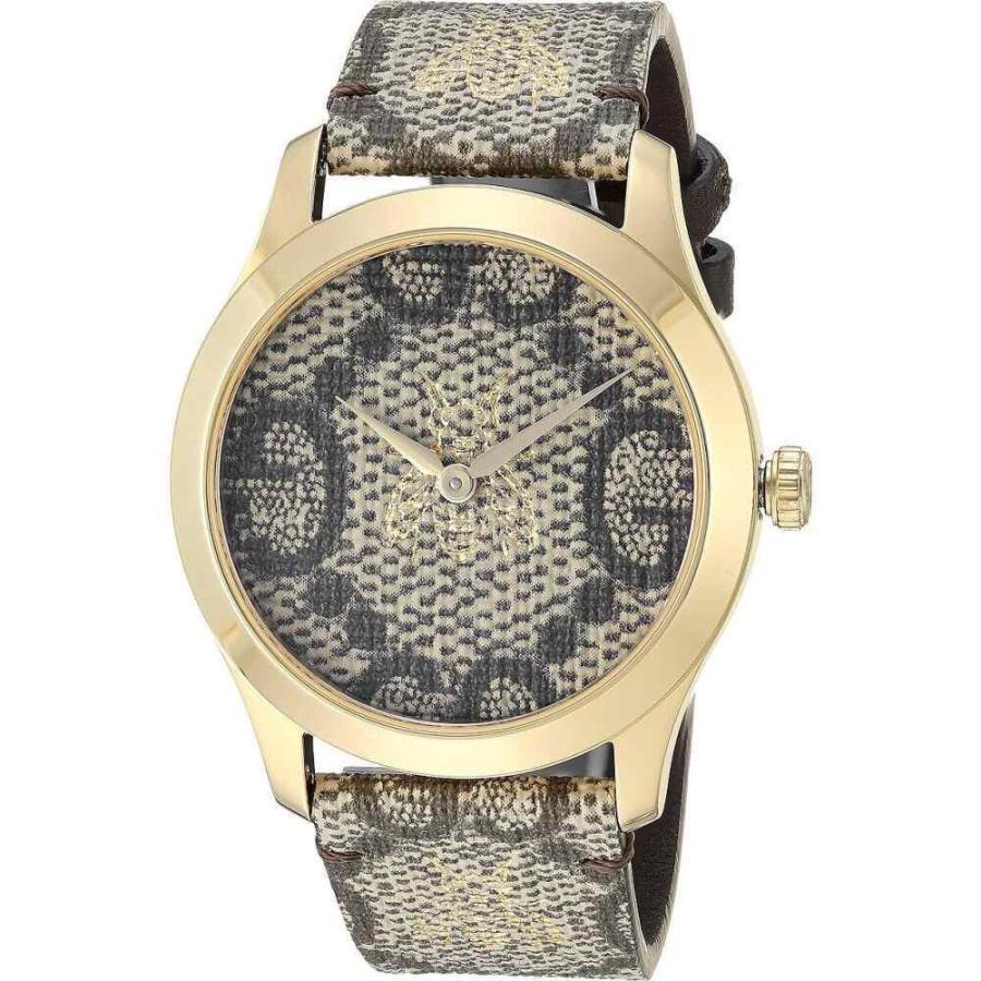 独創的 グッチ Gucci Gucci レディース 腕時計 G-Timeless - - YA1264068 G-Timeless Brown, あかりや:721fed25 --- airmodconsu.dominiotemporario.com