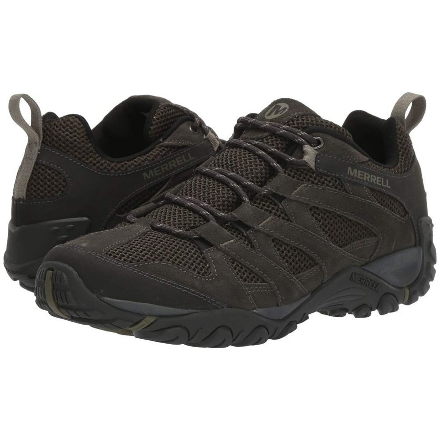 メレル Merrell メンズ ハイキング・登山 シューズ・靴 Alverstone Olive