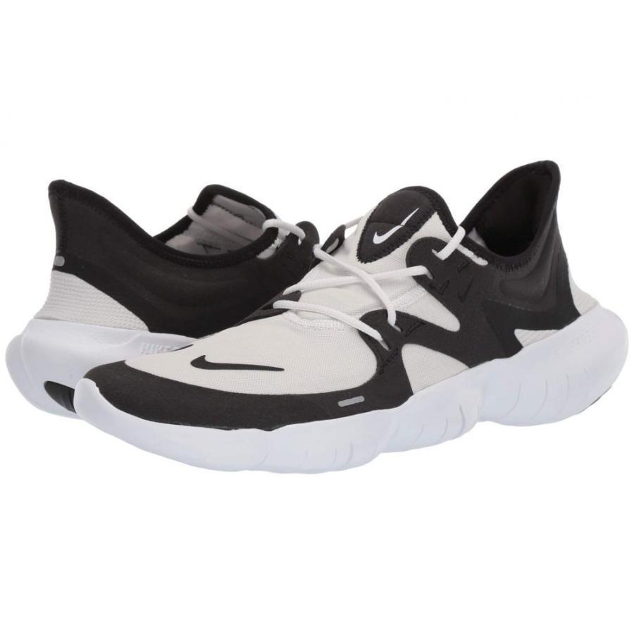 ナイキ Nike メンズ シューズ・靴 ランニング・ウォーキング Free RN 5.0 白い/黒/黒