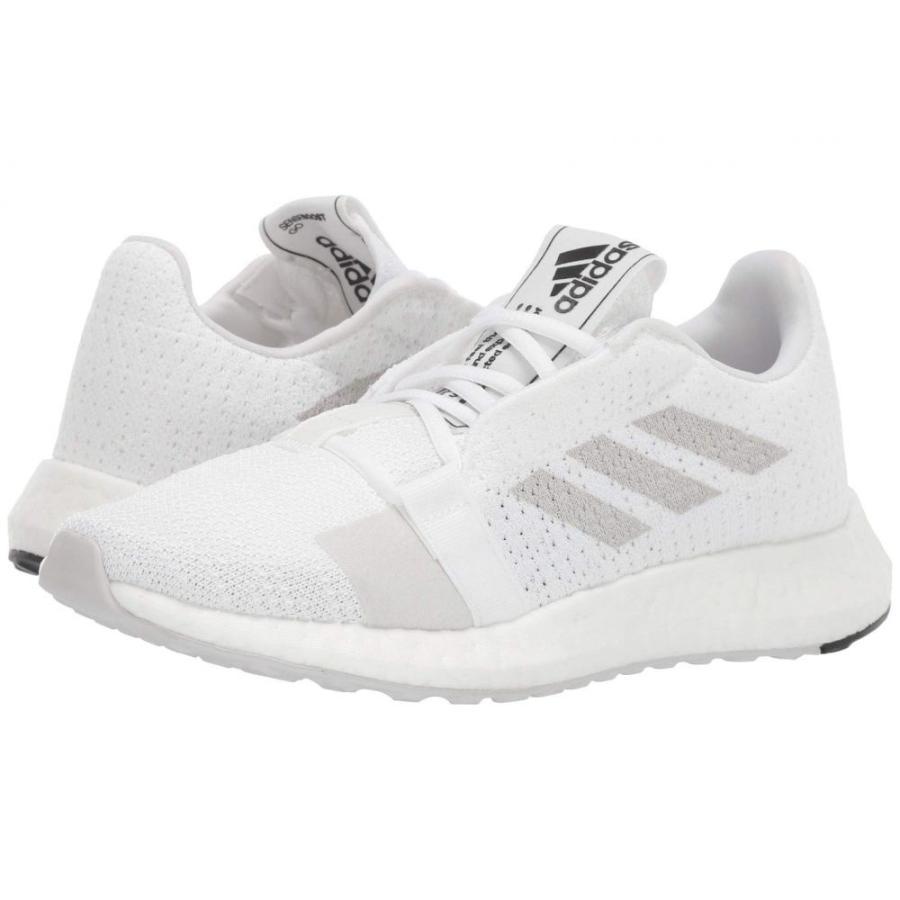 アディダス adidas Running メンズ シューズ・靴 ランニング・ウォーキング SenseBOOST GO Footwear 白い/グレー One/Core 黒