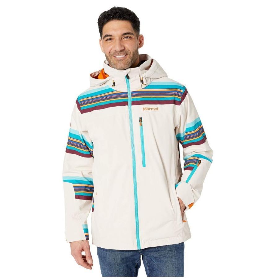 【送料無料/新品】 マーモット Marmot メンズ スキー・スノーボード ジャケット アウター Double Cork Jacket Gray Moon/Surfs Up, 【メール便不可】 457ba210