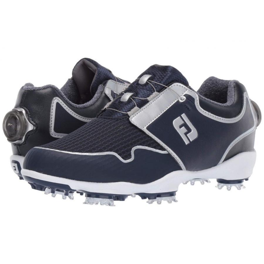 フットジョイ FootJoy レディース シューズ・靴 ゴルフ Sport TF BOA Navy/銀