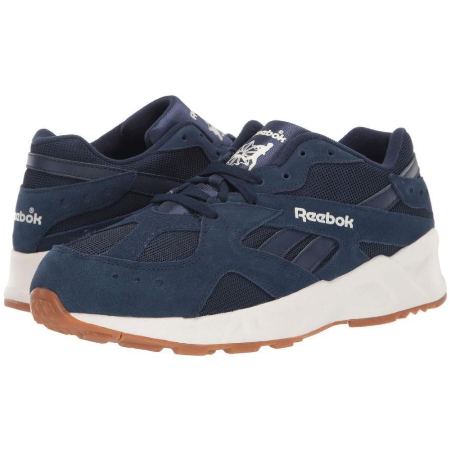 リーボック Reebok Lifestyle レディース ランニング・ウォーキング シューズ・靴 aztrek 93 Collegiate Navy/Chalk