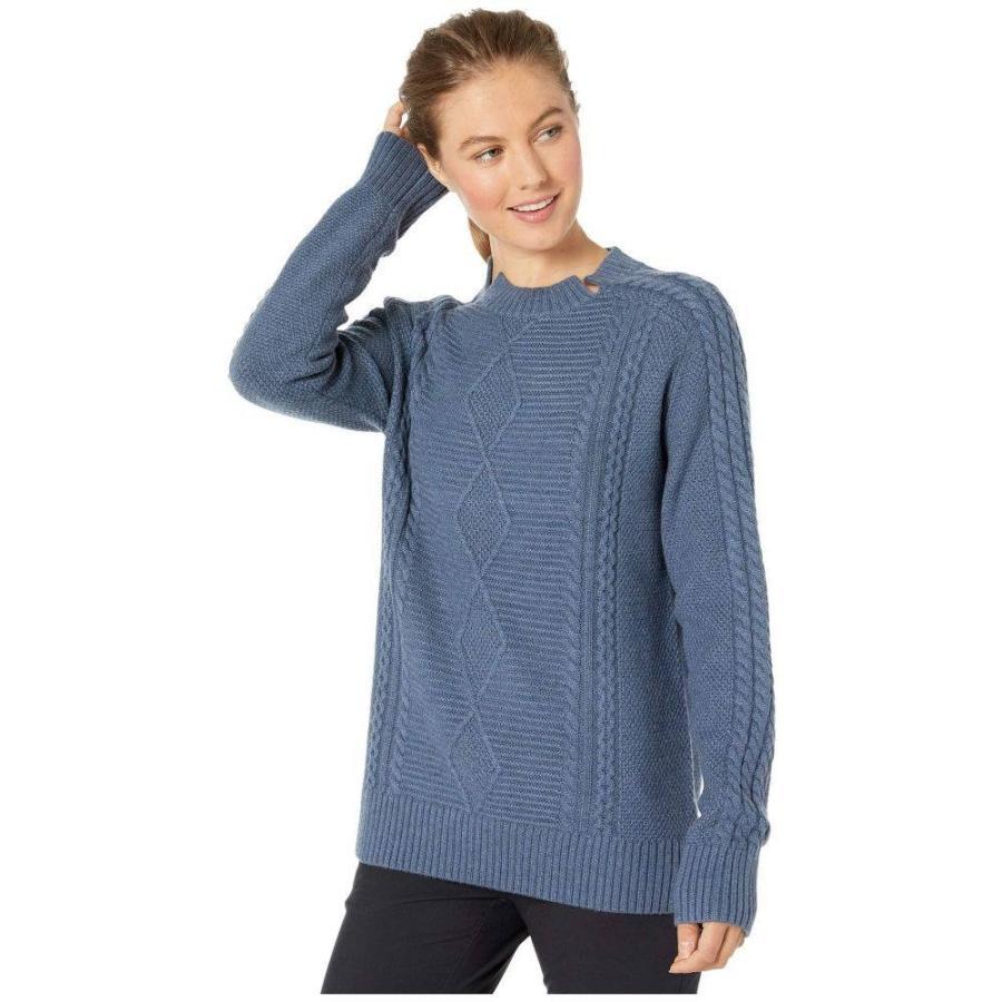 色々な オバマイヤー Obermeyer レディース ニット tristan・セーター トップス sweater tristan cable knit knit sweater Slate The Facts, オーダージュエリーディークレア:4b423fb8 --- theroofdoctorisin.com