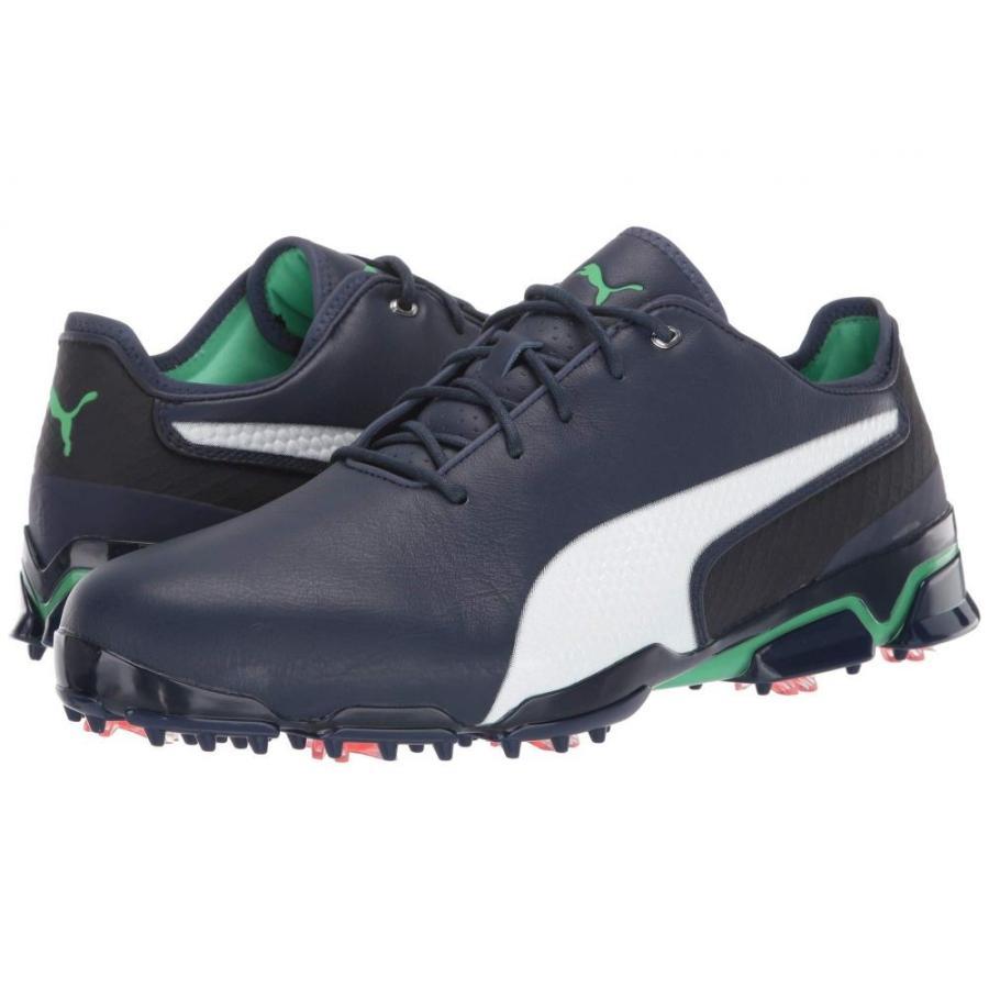 プーマ PUMA Golf メンズ シューズ・靴 ゴルフ Ignite ProAdapt X Peacoat/緑