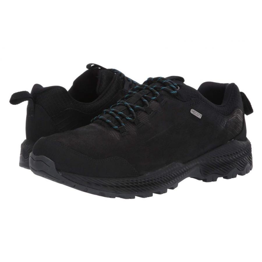 メレル Merrell メンズ ランニング・ウォーキング シューズ・靴 Forestbound Waterproof 黒