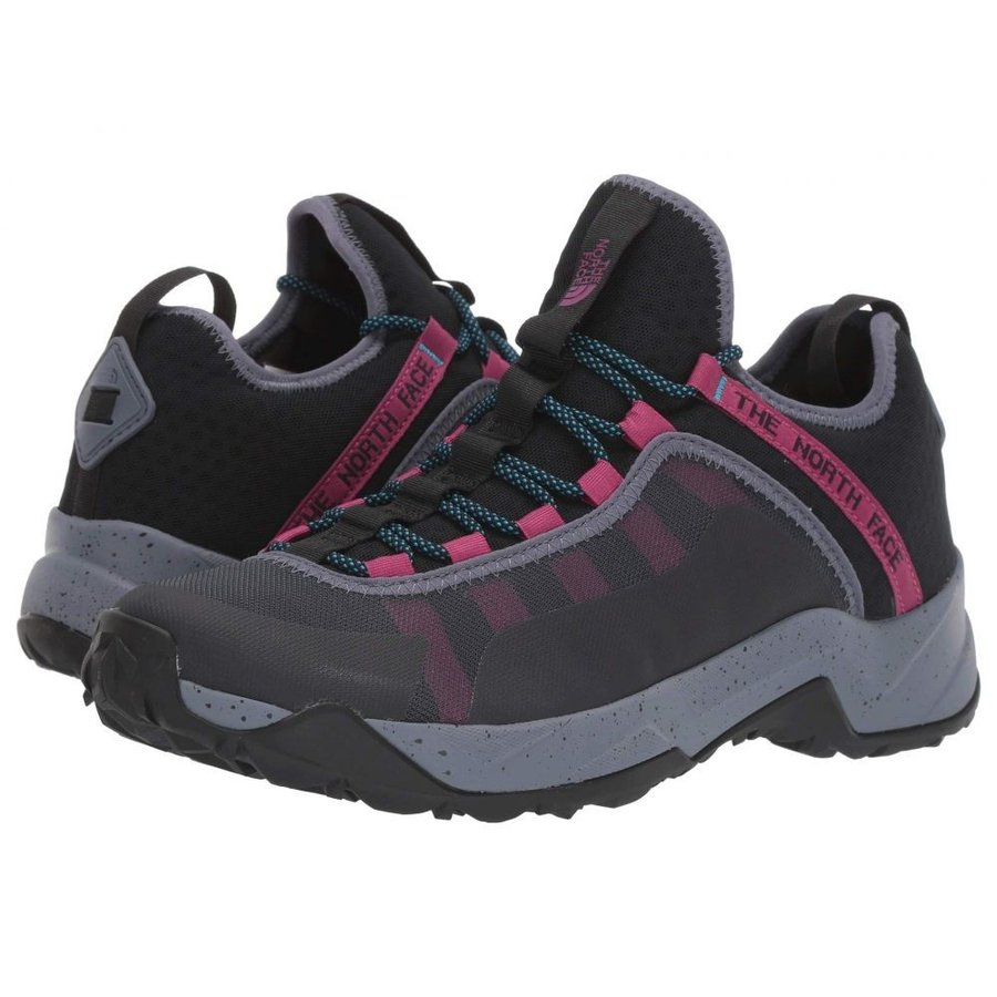 ザ ノースフェイス The North Face レディース シューズ・靴 ランニング・ウォーキング Trail Escape Peak TNF 黒/Festival ピンク