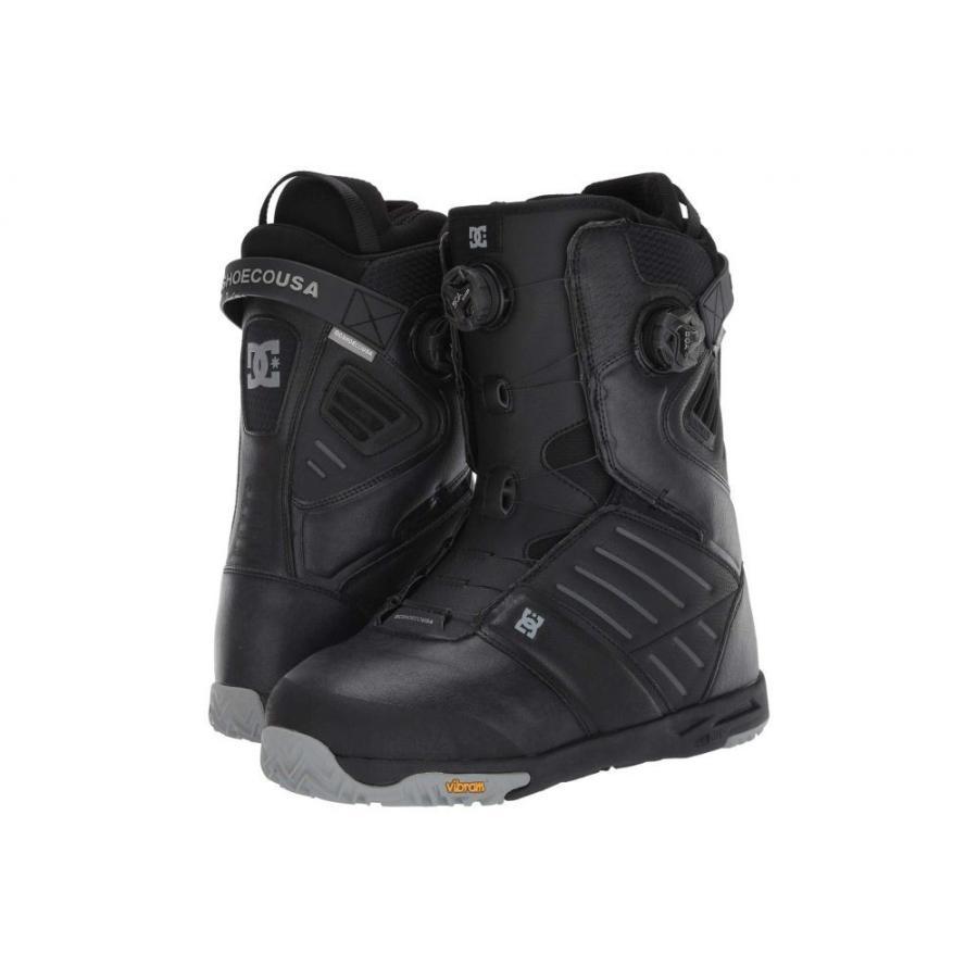 最新 ディーシー DC メンズ スキー・スノーボード ブーツ シューズ・靴 Judge Dual BOA Snowboard Boots Black, スペース ファクトリー a5a10776