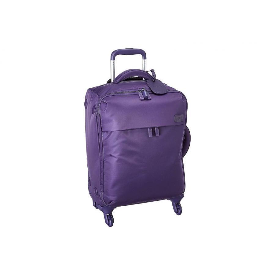 【当店一番人気】 リップオールトパリ Lipault Paris レディース スーツケース・キャリーバッグ バッグ Original Plume Spinner 55/20 Carry-On Light Plum, 業務用厨房機器のリサイクルマート 61526c29