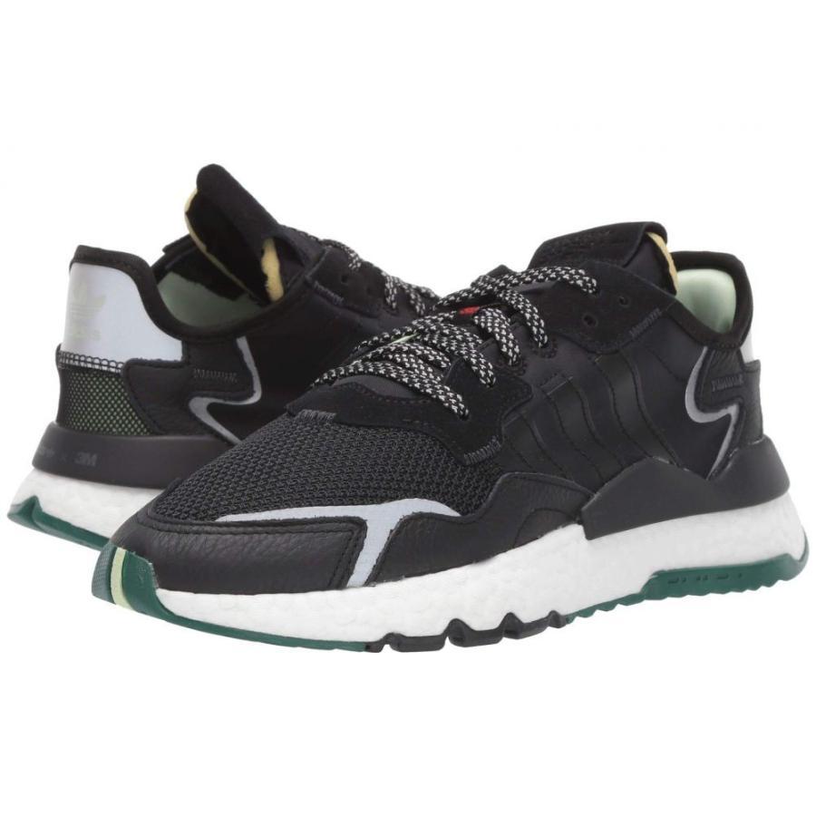 アディダス adidas Originals レディース ランニング・ウォーキング ジョガーパンツ シューズ・靴 nite jogger Core 黒/Core 黒/Carbon