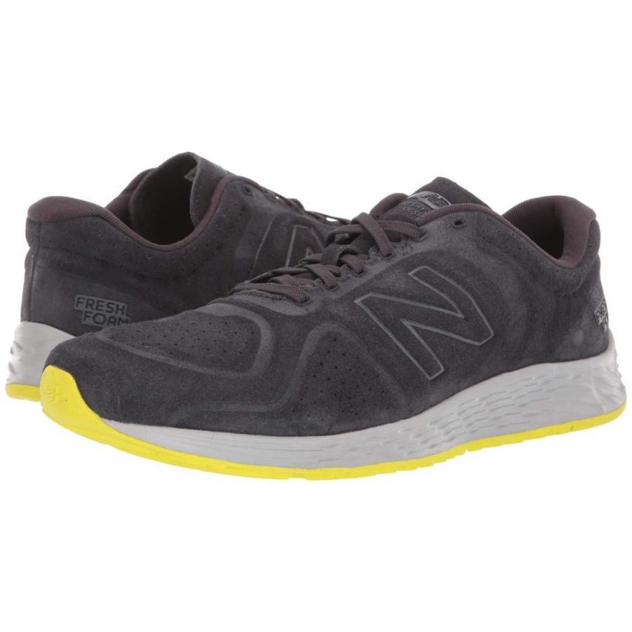 ニューバランス New Balance メンズ ランニング・ウォーキング シューズ・靴 fresh foam arishi v2 黒/Sulphur 黄