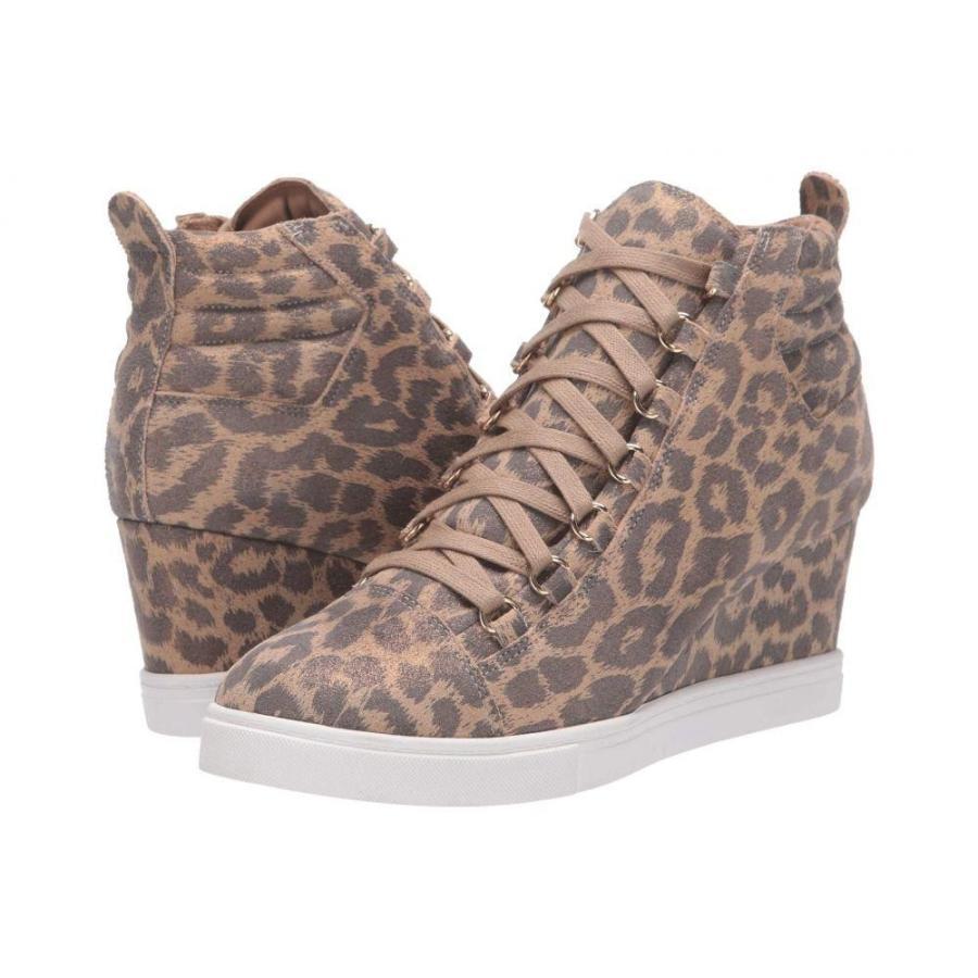 100%品質 リネアパウロ LINEA Paolo レディース スニーカー シューズ・靴 fenton Gold Leopard Split Suede, アイアン専門店CERISE(スリーズ) 611b5aee