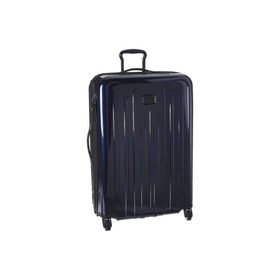 トゥミ Tumi レディース スーツケース・キャリーバッグ バッグ V4 Extended Trip Expandable 4 Wheeled Packing Case Eclipse