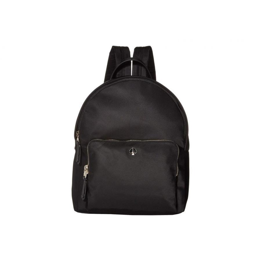 【使い勝手の良い】 ケイト スペード スペード Kate Spade New York レディース バックパック Large・リュック Black バッグ Taylor Large Backpack Black, マンネン:542135ef --- graanic.com