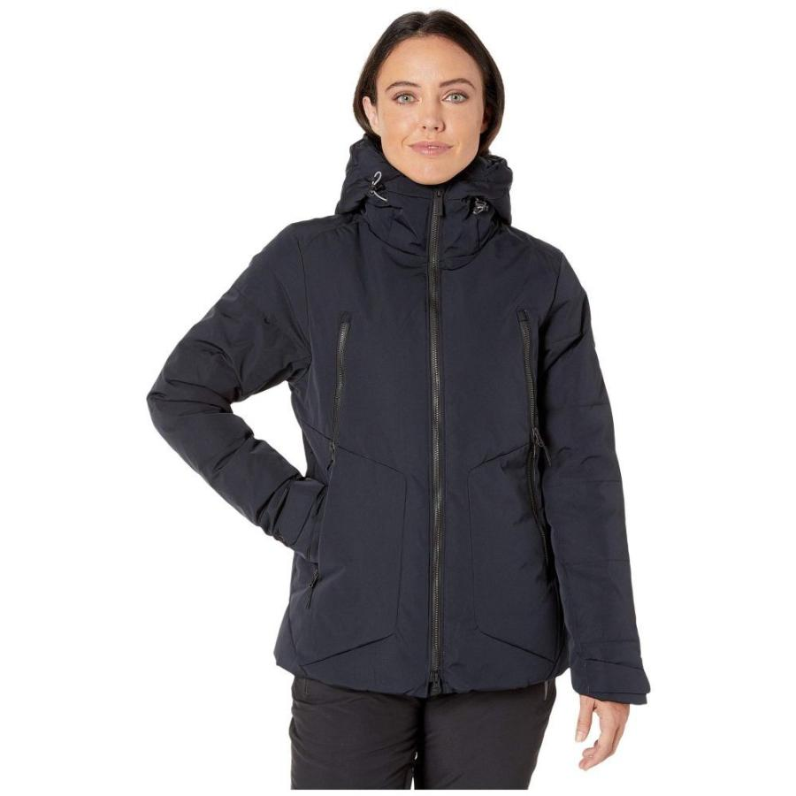 ホールデン HOLDEN OUTERWEAR レディース スキー・スノーボード ダウン・中綿 ジャケット アウター auburn down jacket Black