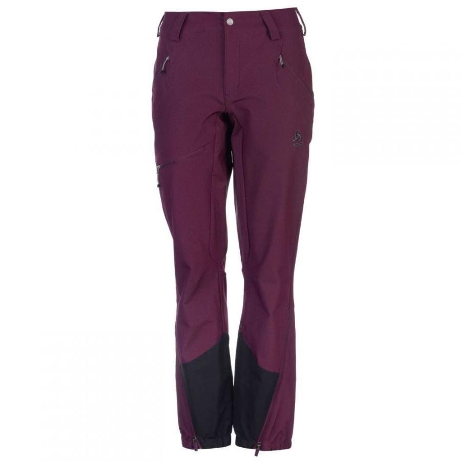 素晴らしい価格 オドロ Odlo レディース ランニング・ウォーキング ボトムス・パンツ Intent Ski Pants Purple, モータリング SEED b3122832