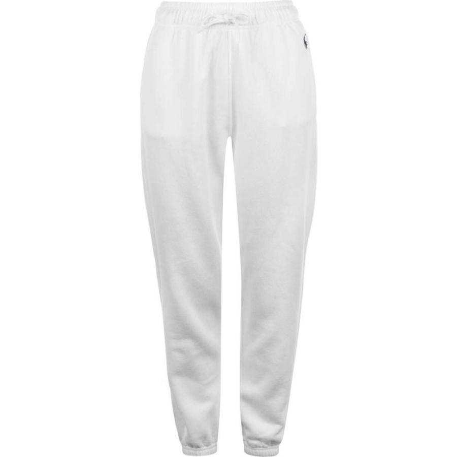 【はこぽす対応商品】 ラルフ ローレン Polo Ralph Lauren メンズ ランニング・ウォーキング ボトムス・パンツ Fleece Jogging Pants White, 砂利エクステリアGreenArts 2b5a1dc8