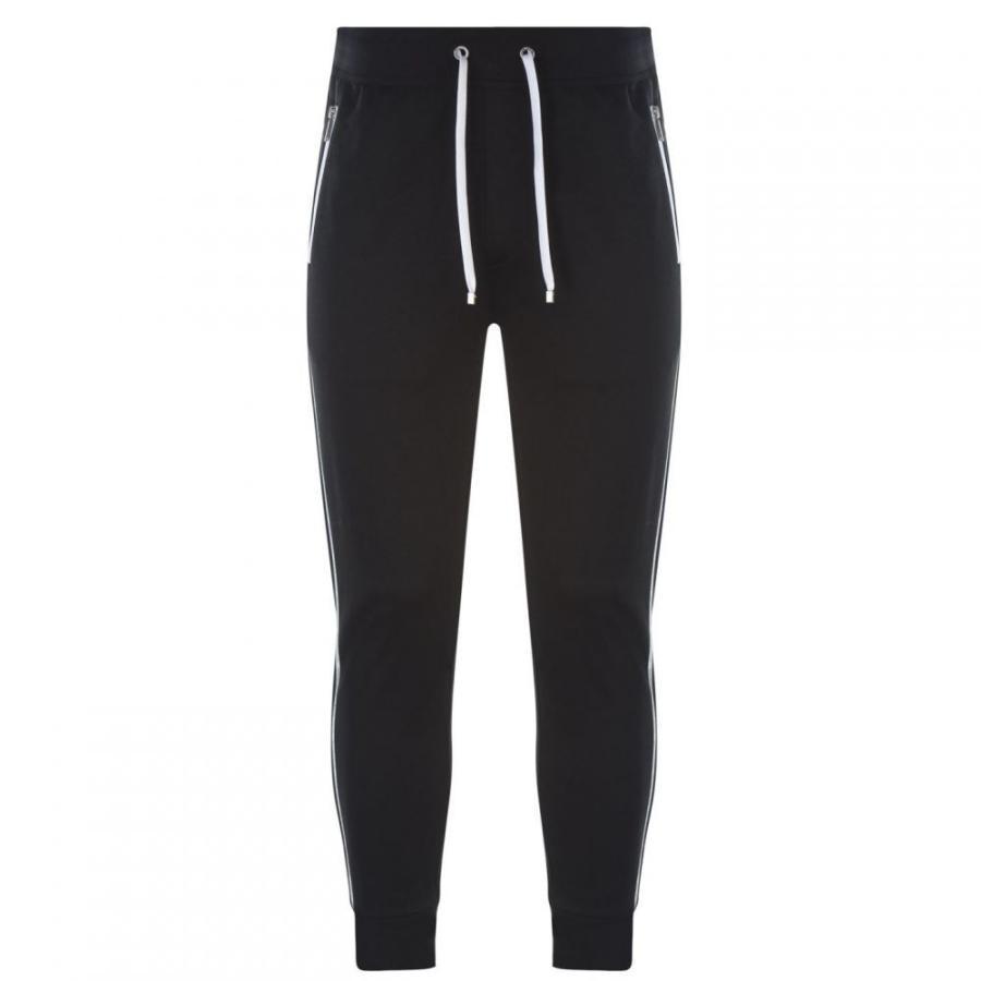 激安/新作 ヒューゴ ボス Boss Bodywear メンズ ボトムス・パンツ ランニング・ウォーキング Boss Knitted Loungewear Trousers Black, モンドクラブ 4c1abe70