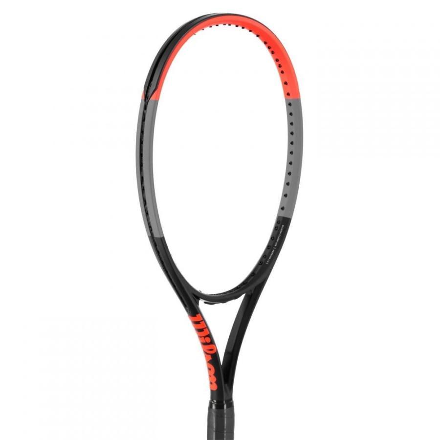高質 ウィルソン Wilson メンズ テニス Clash 108 T/R03 Black/White, アルミ形材の専門直販店 aluminum efd481f8