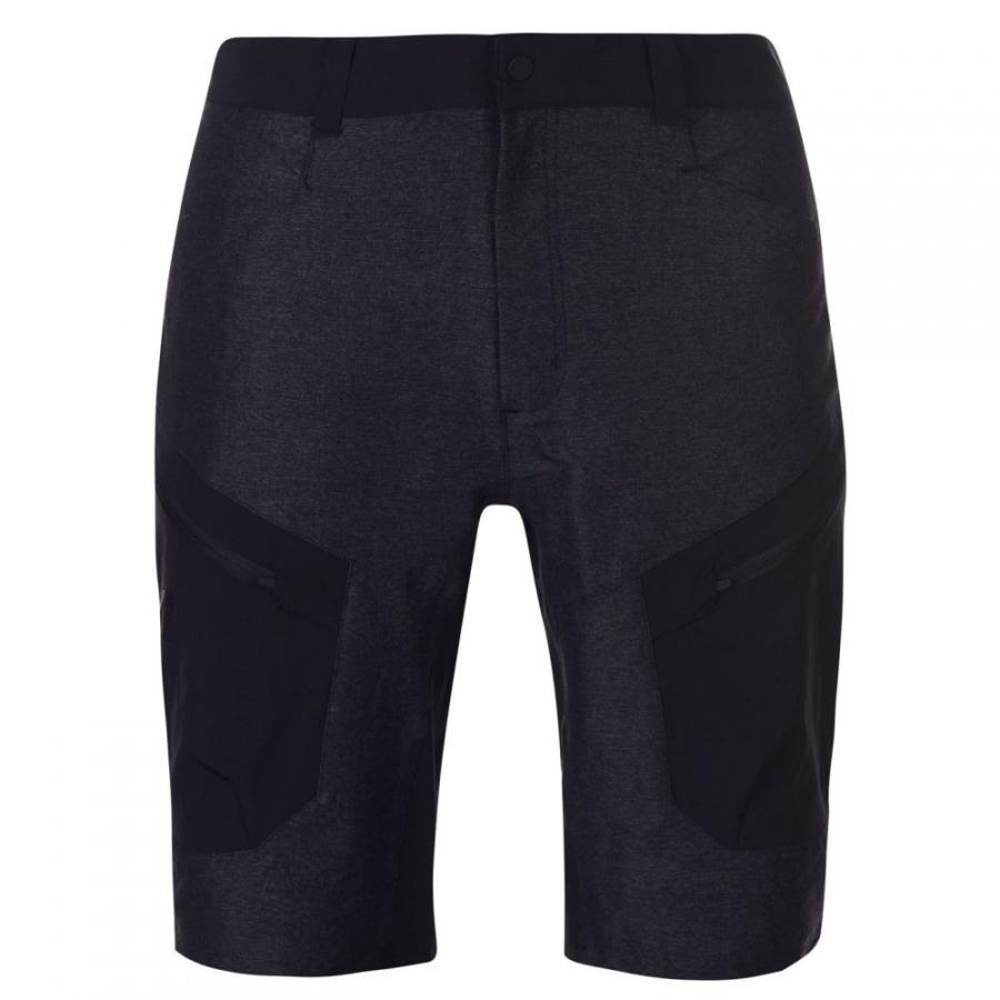 お気にいる ミレー Millet メンズ ランニング・ウォーキング ショートパンツ ボトムス・パンツ Kivu Stretch Shorts Black, 心理学の古本屋たむら書房 90213f39