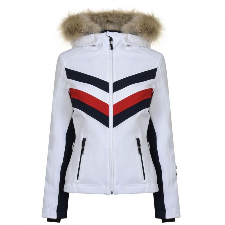 超大特価 トミー ヒルフィガー Jacket Tommy x Rossignol Rossignol レディース アウター スキー Classic・スノーボード Ski Jacket Classic White, 川副町:6b1c9d09 --- airmodconsu.dominiotemporario.com