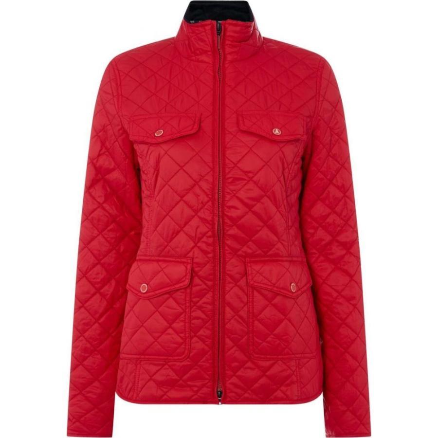 【即納!最大半額!】 バブアー exclusive バブアー Barbour Lifestyle ジャケット レディース ジャケット アウター exclusive sailboat quilted jacket Red, トイスタジアム1号店:5bc7b202 --- sonpurmela.online