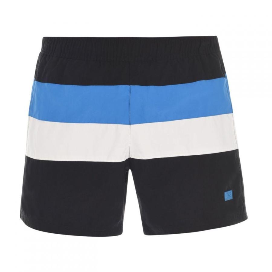 ヒューゴ ボス Boss Bodywear メンズ 海パン 水着・ビーチウェア Hugo File Fish Swim Shorts Blue Multi