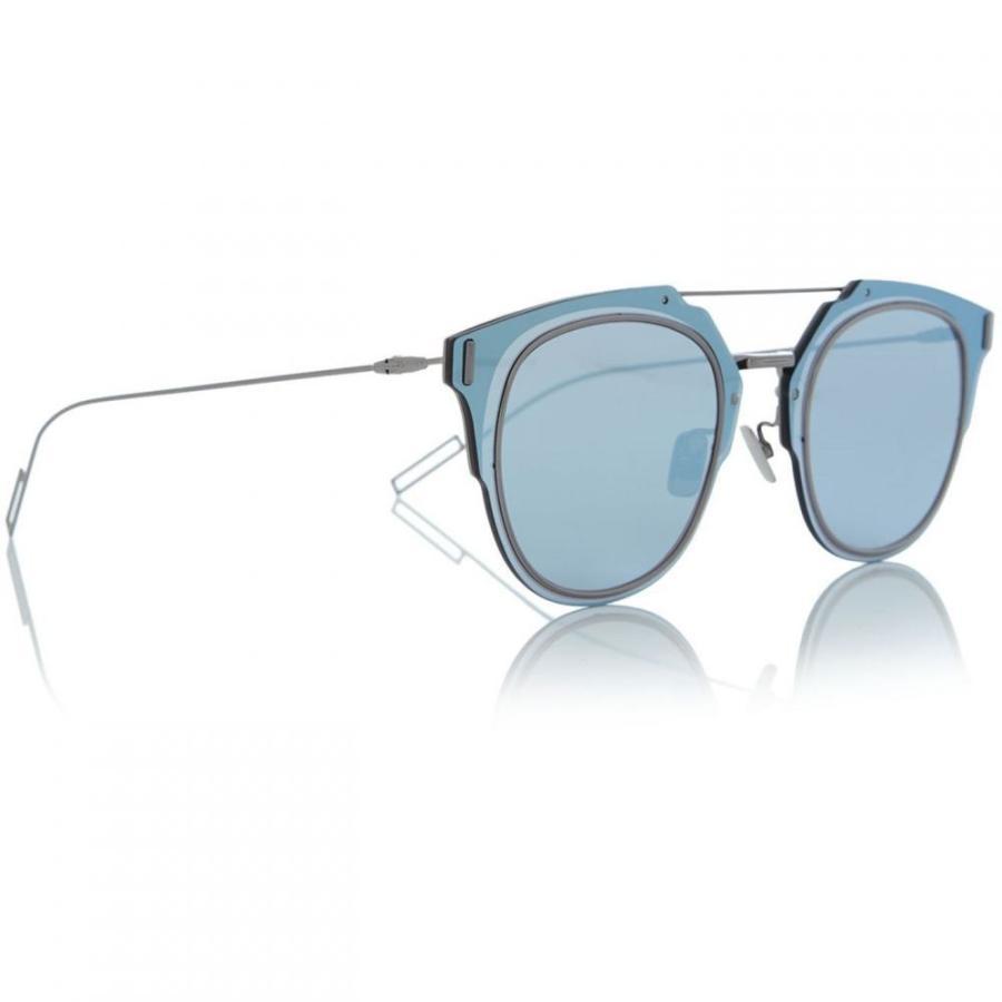 【保存版】 クリスチャン DIORCOMPOSIT ディオール Dior round レディース メガネ・サングラス Grey round Grey DIORCOMPOSIT sunglasses Grey, NEXT FOCUS:16b9919f --- chizeng.com