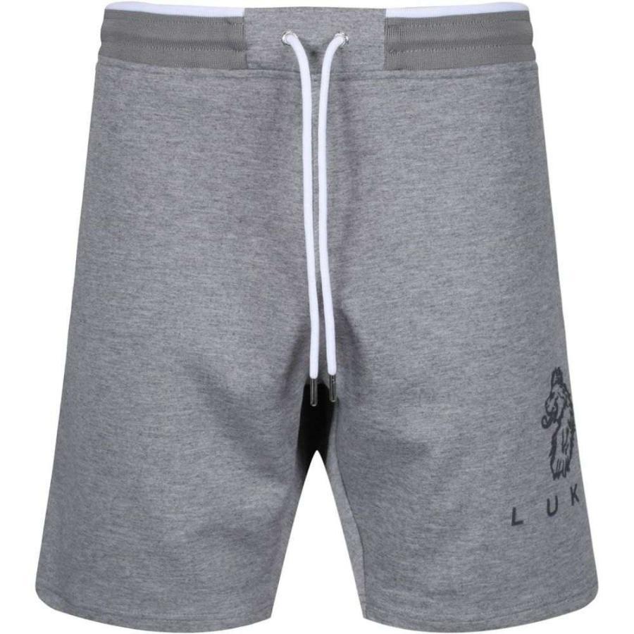 【保証書付】 ルーク Luke メンズ ランニング・ウォーキング ショートパンツ ボトムス・パンツ The Chase Inn Jog Short Mid Grey Marl, セミフレッド a2c91f05