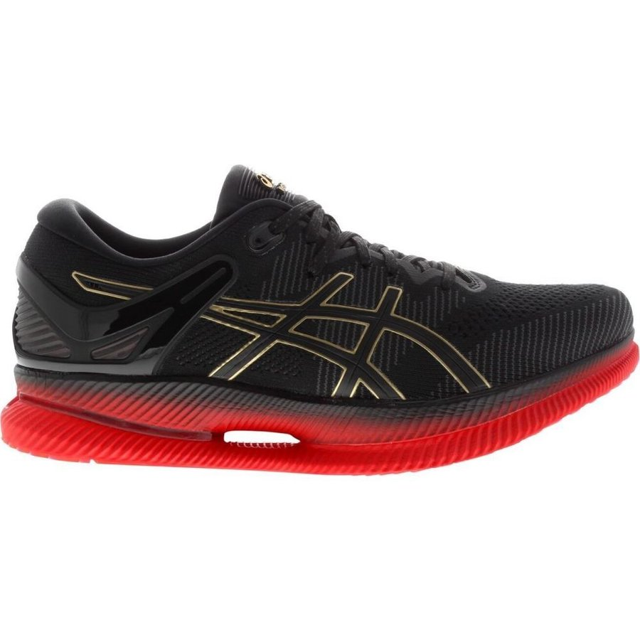 アシックス Asics メンズ ランニング·ウォーキング シューズ·靴 Metaride Running Shoes Black/Red