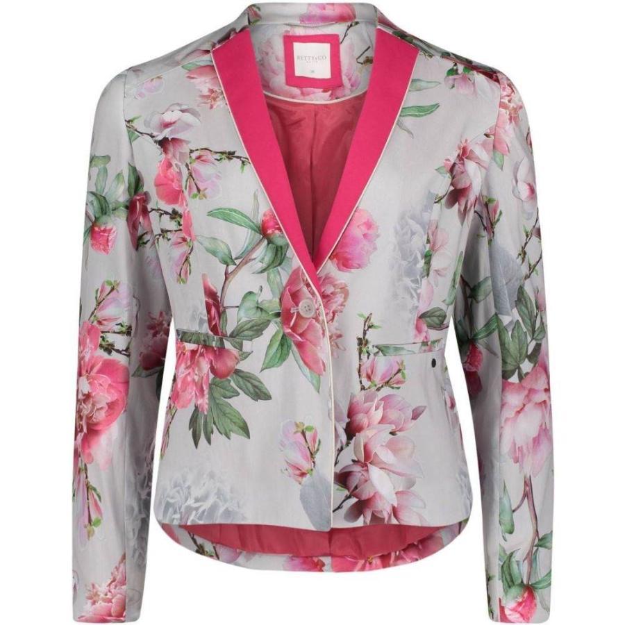 激安人気新品 ベティー バークレイ Betty Barclay レディース スーツ・ジャケット アウター Floral Blazer Multi-Coloured, 愛知工務店 1ccc46d2