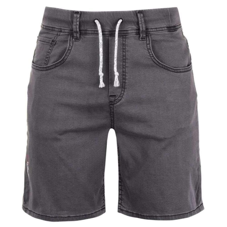 格安即決 Chillaz メンズ ランニング・ウォーキング ショートパンツ ボトムス・パンツ Oahu Shorts Black, タガタグン d8691cb0