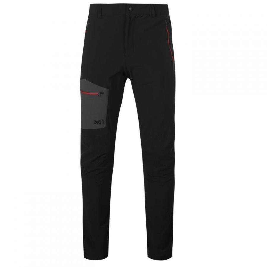 2019特集 ミレー Millet メンズ ランニング・ウォーキング ボトムス・パンツ Lepiney XCS Cordura Pants Black, スマホケース a1799d1a