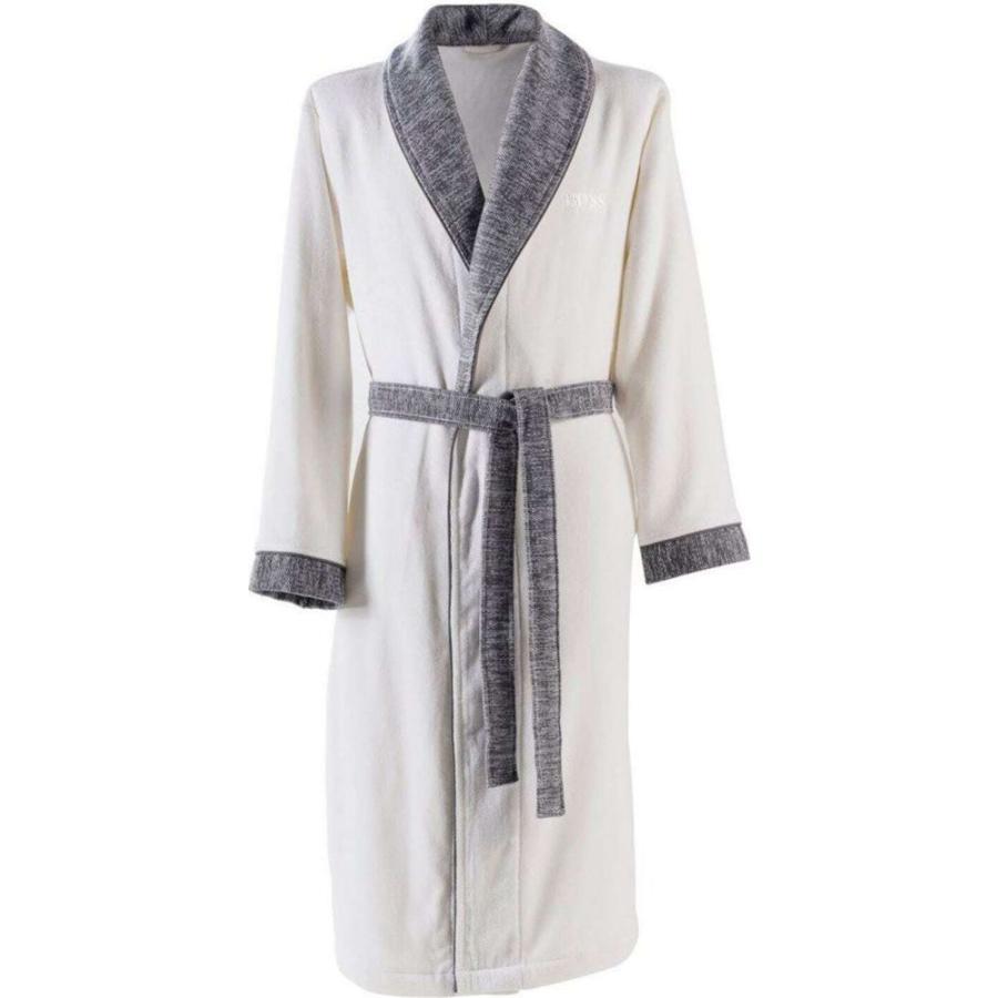 BOSS Kimono Dressing Gown in Grey