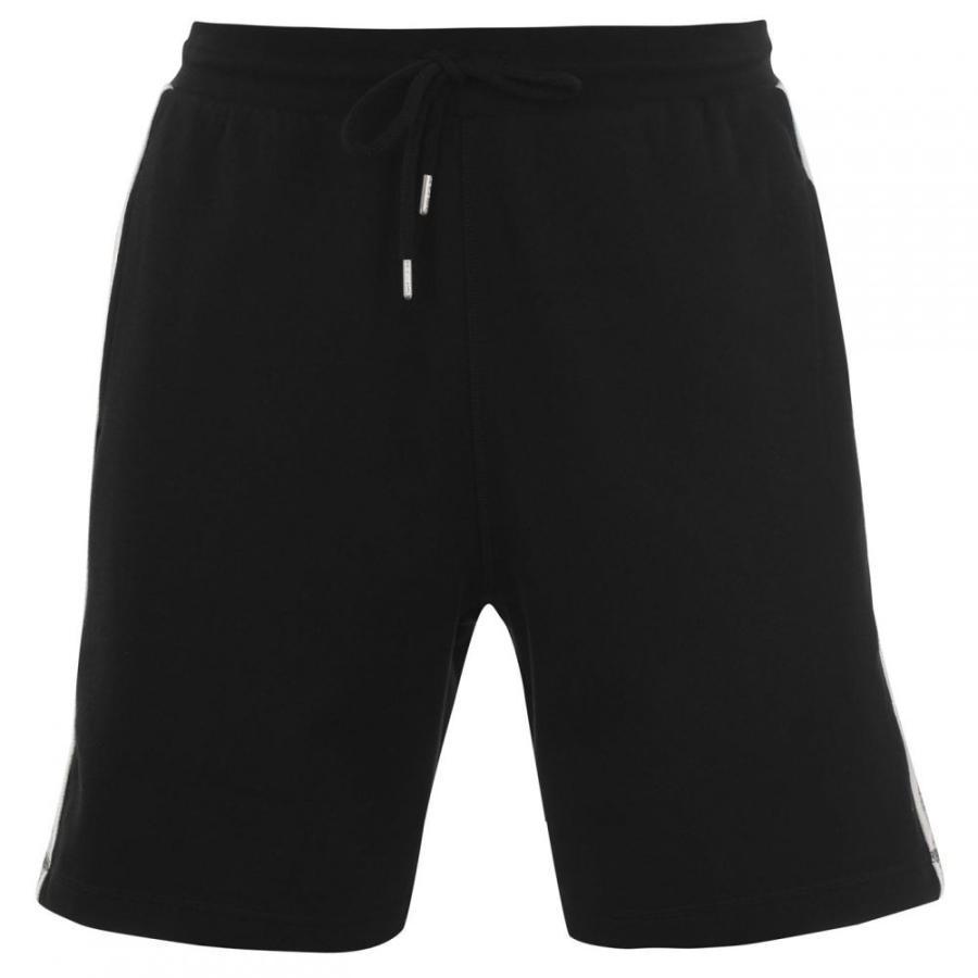 人気激安 ディーゼル Diesel メンズ ランニング・ウォーキング ショートパンツ ボトムス・パンツ SMU Taped Shorts Black, 稲築町 3bfd6c6d