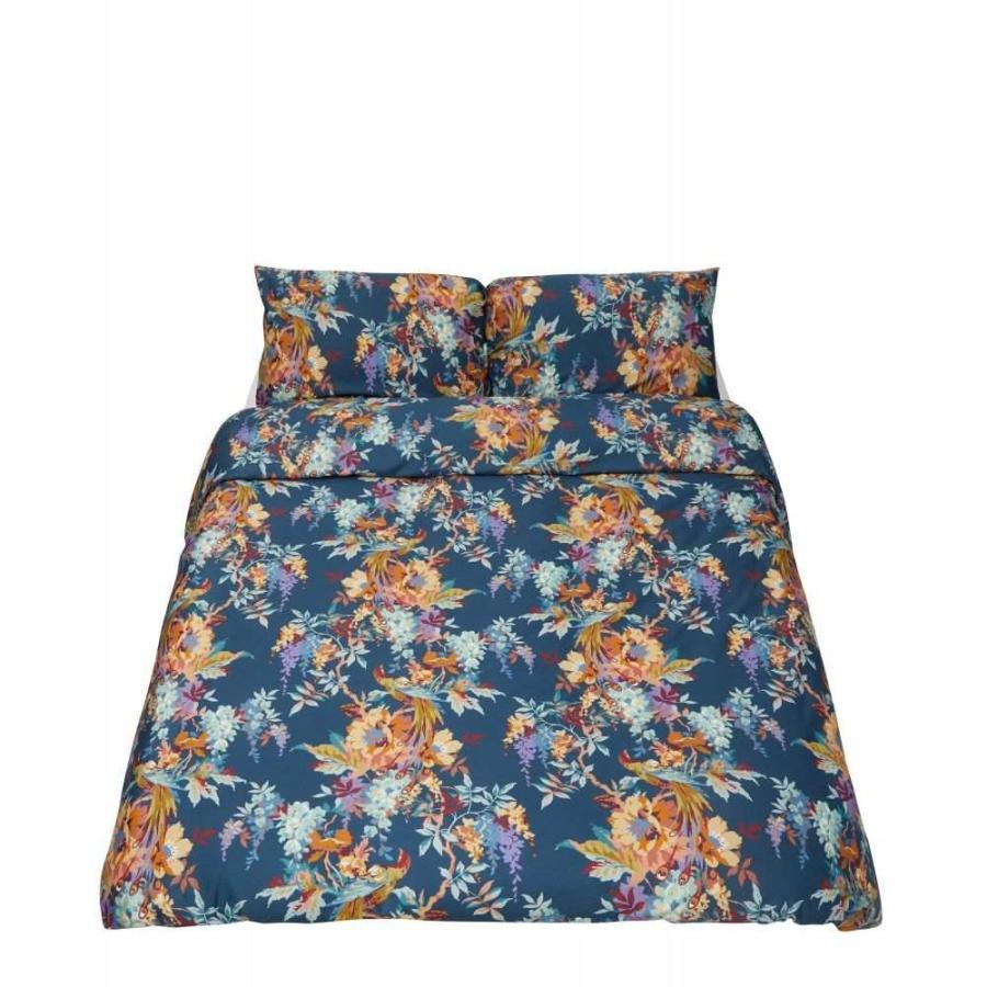 【期間限定!最安値挑戦】 リバティ London Liberty London レディース 雑貨 Delphine Navy 雑貨 Cotton Sateen Double Duvet Cover Set Navy, 牡鹿郡:4d3d04cc --- airmodconsu.dominiotemporario.com