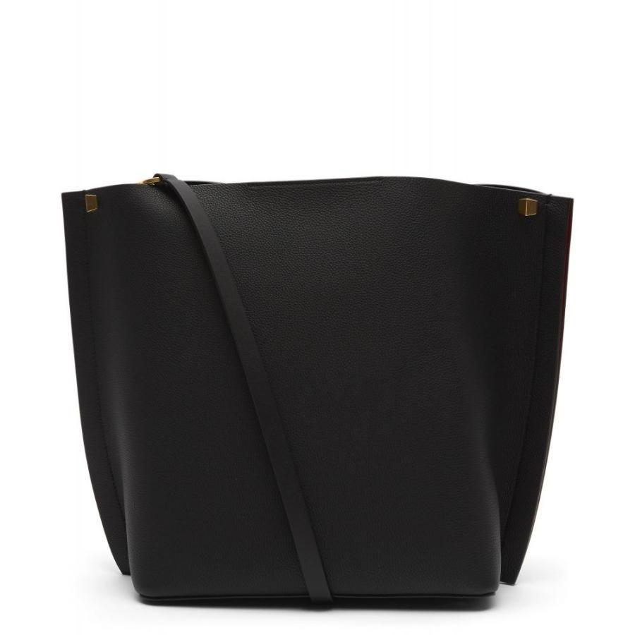 お気にいる ヴァレンティノ V-Logo Valentino Garavani レディース トートバッグ バッグ Tote V-Logo Escape Hobo Leather Hobo Tote Bag, ワインショップ 葡萄館:e74167d2 --- sonpurmela.online