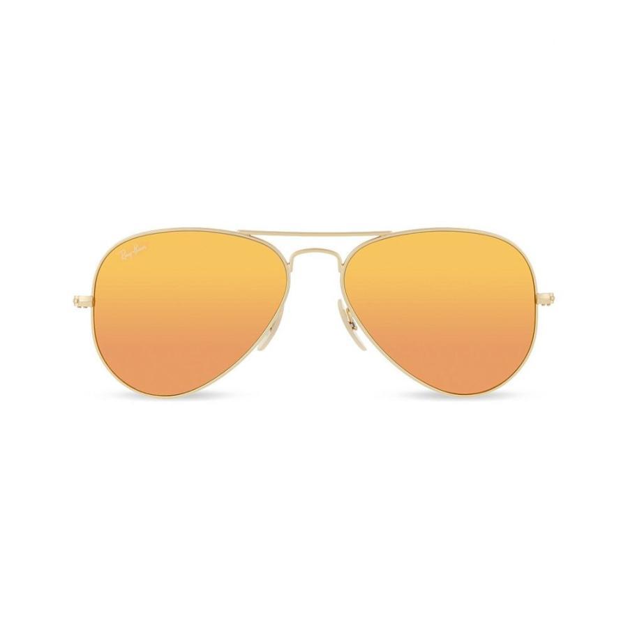 激安ブランド レイバン sunglasses レイバン RAY-BAN レディース メガネ Matte・サングラス アビエイター Aviator sunglasses RB3025 Matte gold, SUNGLASS HOUSE-サングラスハウス-:30641e3f --- lighthousesounds.com