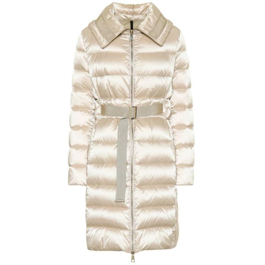 新品同様 モンクレール アウター Moncler モンクレール レディース ダウン・中綿ジャケット アウター Bergeronette down beige coat beige, エコバンク:4ae17430 --- levelprosales.com