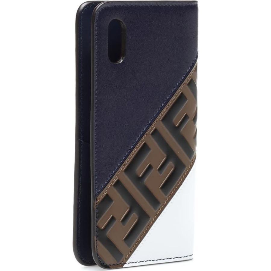 best cheap e4933 f470d フェンディ Fendi レディース iPhone (X)ケース FENDI MANIA ...