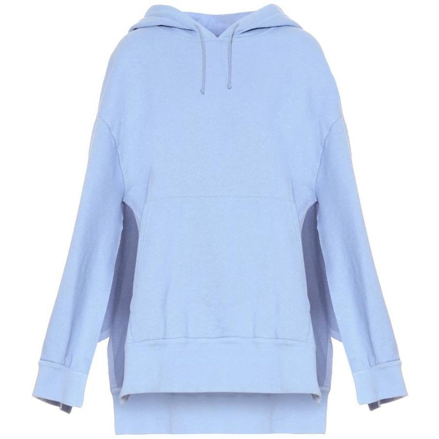 メゾン マルジェラ Maison Margiela レディース ポンチョ アウター Cotton jersey hooded poncho