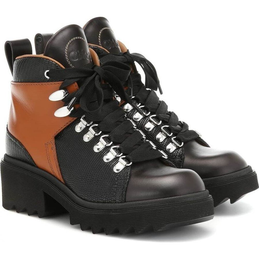 55%以上節約 クロエ Chloe レディース ブーツ ショートブーツ シューズ レディース Canyon Brown・靴 Bella leather ankle boots Canyon Brown, シャルビーインターネットショップ:eb7d29ec --- lighthousesounds.com