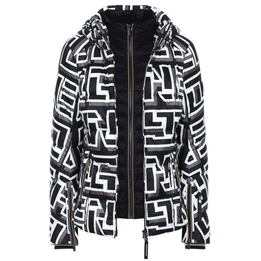 【日本限定モデル】 ボグナー Bogner レディース ski ダウン・中綿ジャケット アウター Sanne Black down Bogner ski jacket Black, T-フラット:5564c21d --- levelprosales.com