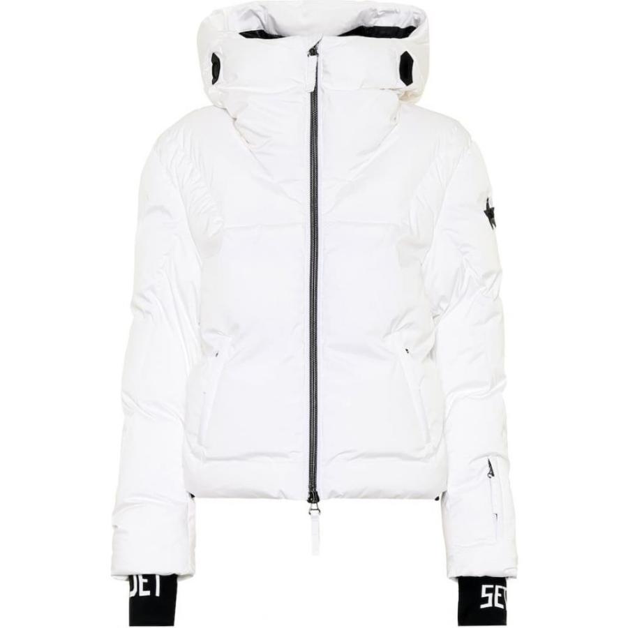 【即発送可能】 ジェットセット Jet Set レディース Set スキー・スノーボード ジャケット アウター julia julia ski padded ski jacket Bright White, ムーンウインド:4c95afa4 --- airmodconsu.dominiotemporario.com