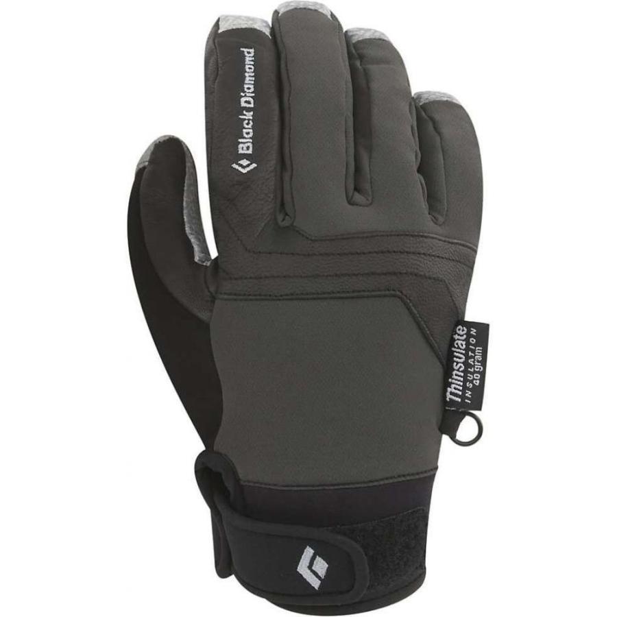 ブラックダイヤモンド 黒 Diamond メンズ グローブ スキー・スノーボード Arc Glove 黒