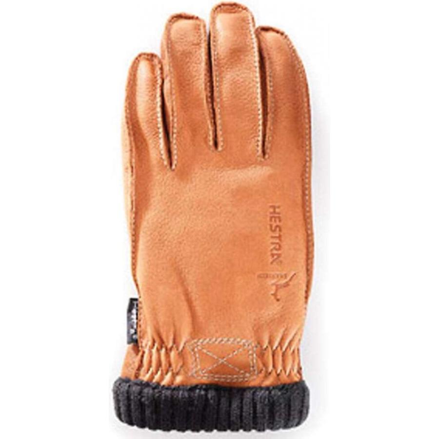 ヘスタ Hestra メンズ スキー・スノーボード グローブ Deerskin Primaloft Ribbed Glove Cork
