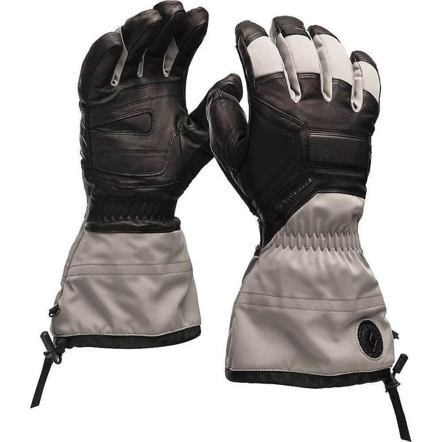 ブラックダイヤモンド 黒 Diamond メンズ スキー・スノーボード グローブ Guide Glove Ash