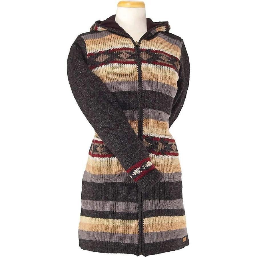【新作からSALEアイテム等お得な商品満載】 ランドロマット レディース Laundromat santa レディース フリース トップス santa rosa fleece lined lined sweater Black Natural, 川場村:05f51203 --- fresh-beauty.com.au