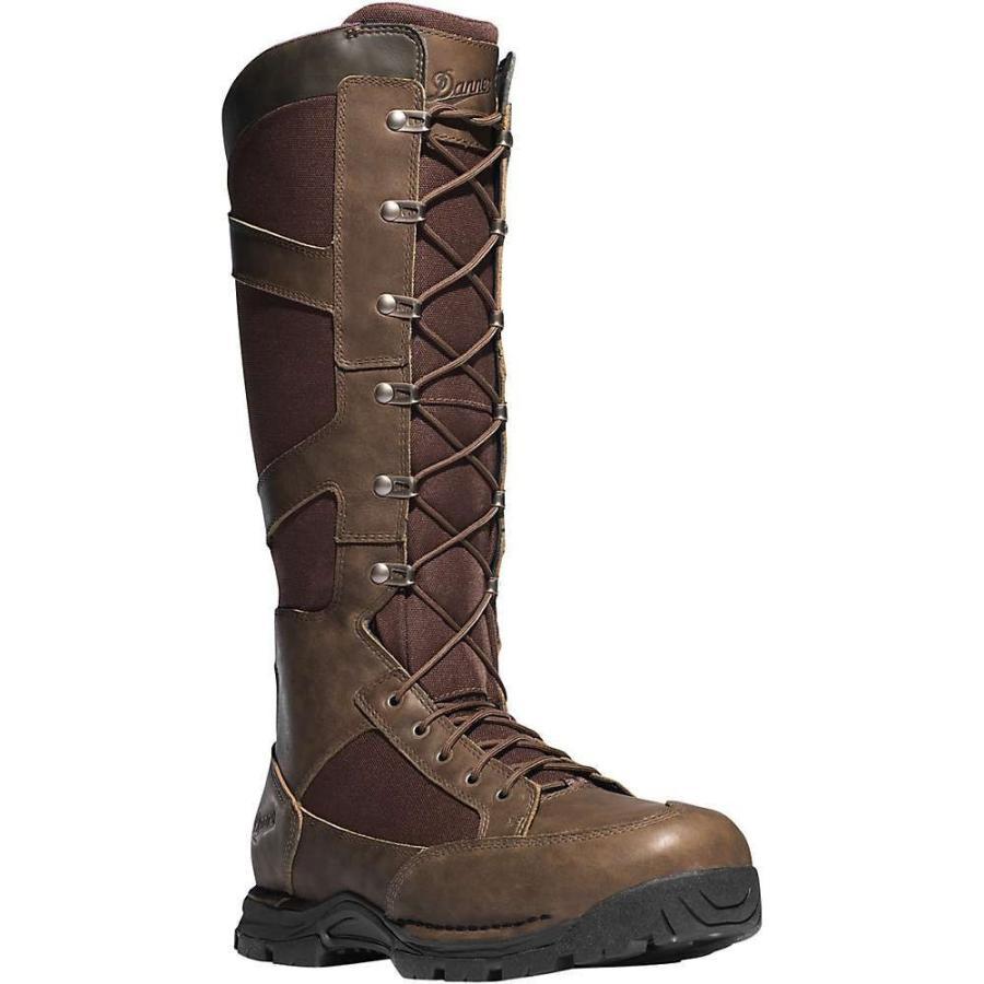 ダナー Danner メンズ シューズ・靴 ハイキング・登山 Pronghorn Snake Side Zip 17IN GTX Boot Brown