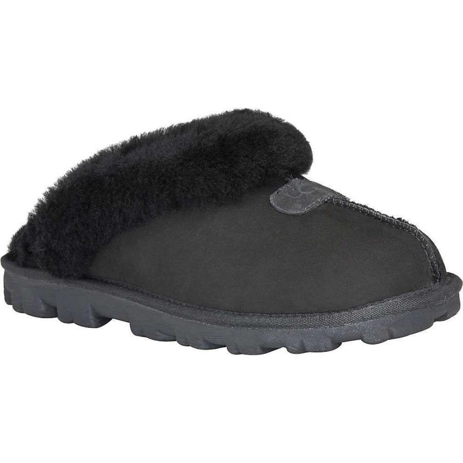 アグ Ugg レディース スリッパ シューズ・靴 coquette slipper 黒